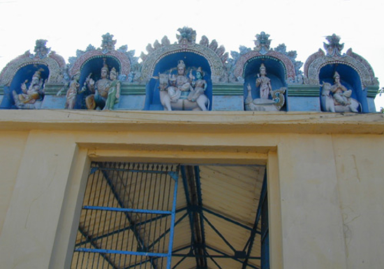 Sri Mullaivananathar temple_thirumullaivasal