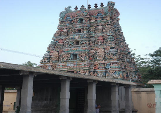 Sri Sundareshwarar temple_thiruvettakudi