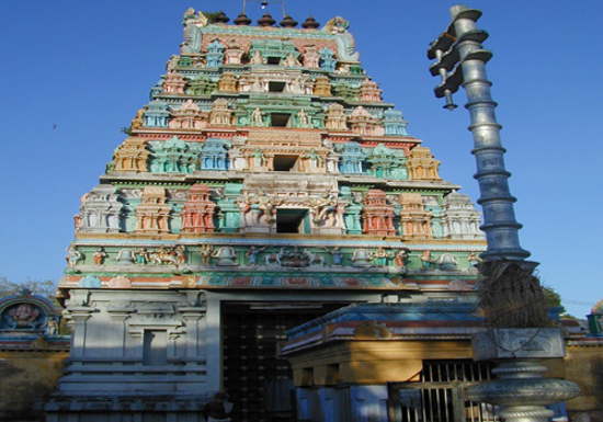 Sri Nellivananathar temple_thirunellika