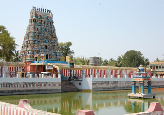 Sri Mullaivana Nathar temple_thirukaruhavur