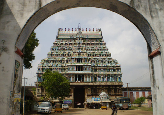 Sri Thiagarajar temple_thiruvarur